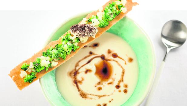 Cabrera Crema de coliflor
