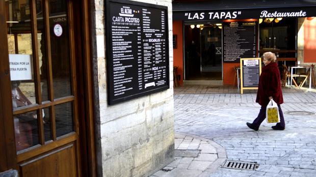 Barrio Húmedo, en León