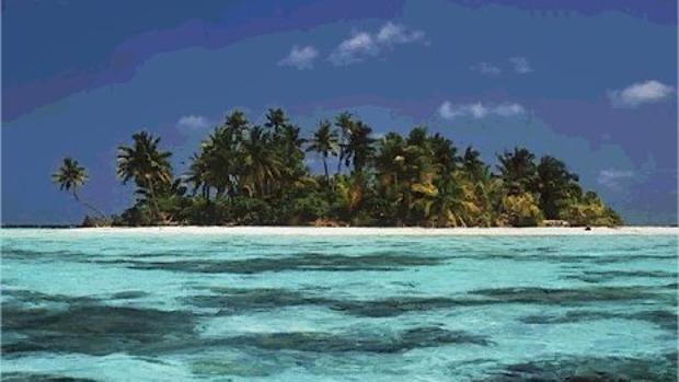 Una isla de las Maldivas, uno de los destinos elegidos por los periodistas