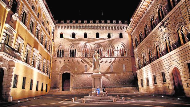 Monte dei Paschi di Siena, el banco más antiguo del mundo