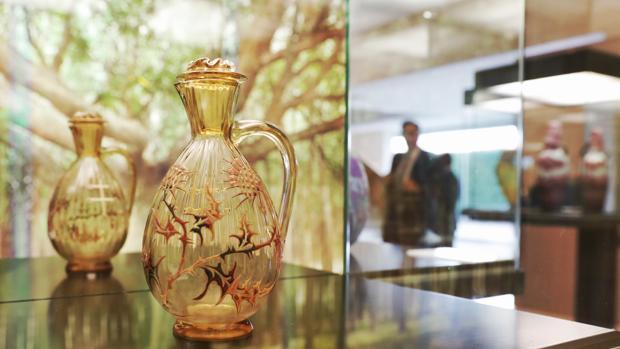 La muestra se puede visitar en el hall de las Cortes de Castilla y León