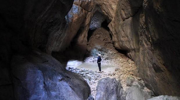 Ojo Guareña, con seis niveles y más de 100 km de cuevas para adentrarse en la aventura.