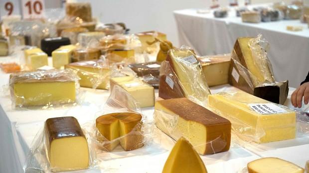 Quince quesos de España están entre los 78 mejores del mundo