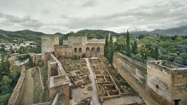 Las fotos más bonitas nunca publicadas de la Alhambra