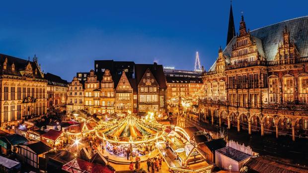 Mercado de Navidad en Bremen