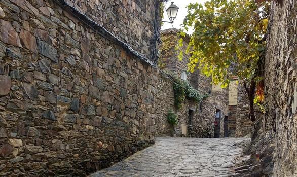 Patones de Arriba, en la provincia de Madrid