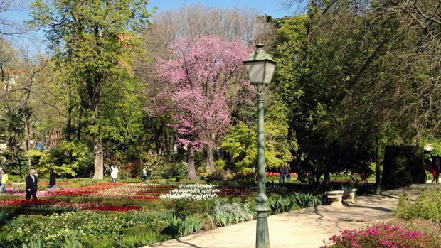 Parque del Retiro de Madrid