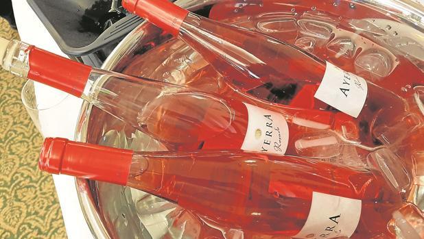 Rosado navarro Ayerra se vende en bodegas por 2,50 euros